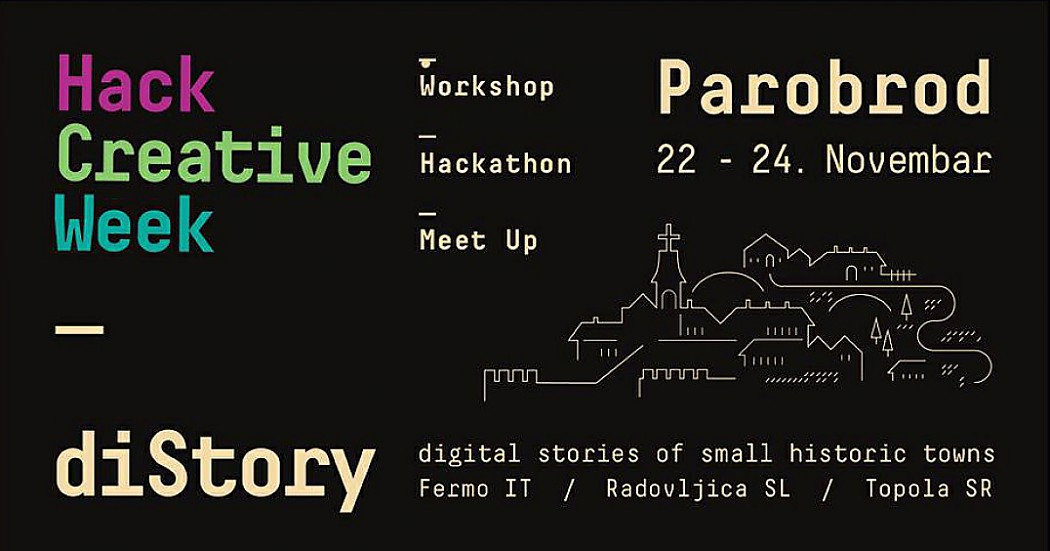 Hack Creative Week in Belgrade, Serbia