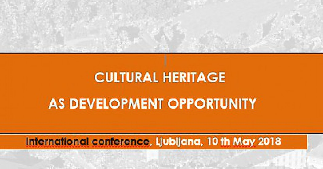 Is Cultural Heritage a Development Opportunity?