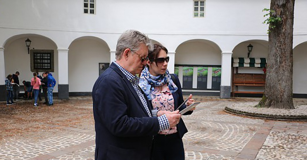 Heritage Europe in Radovljica assessing diStory