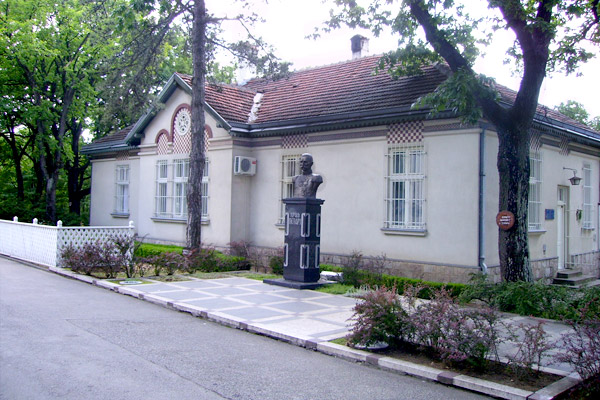 diStory - Topola - King Peter's House